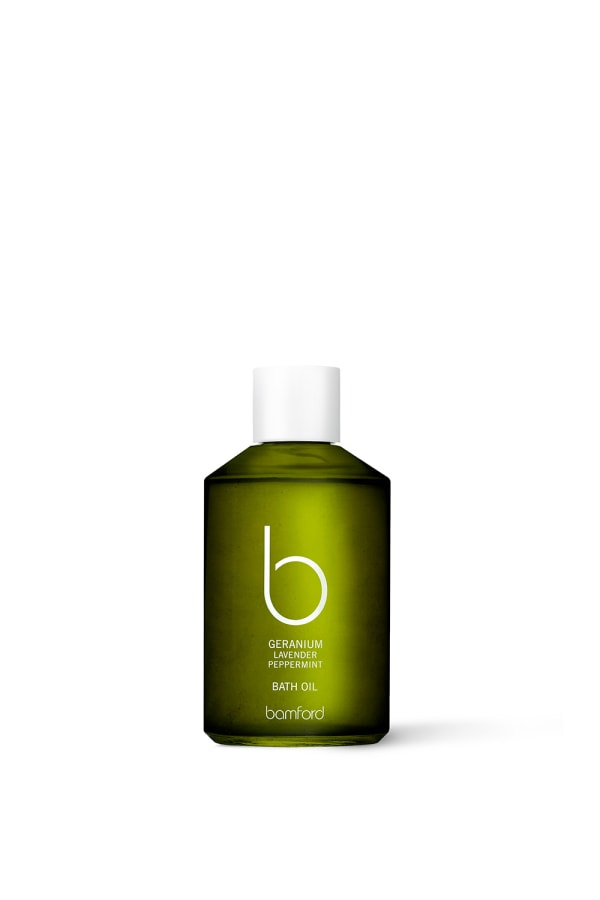 Bamford Geranium BathOil WEB-ONLY