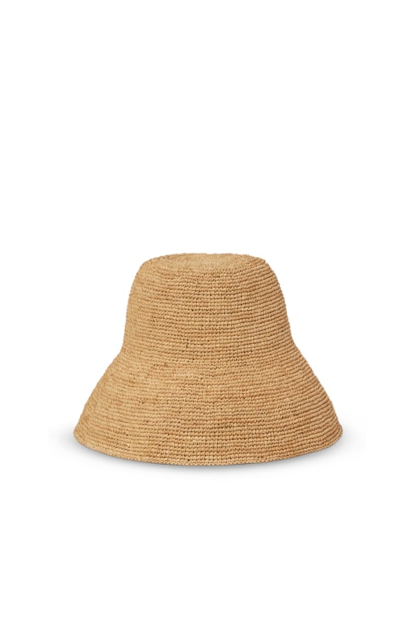 Cloche Hat | Honey | Bamford