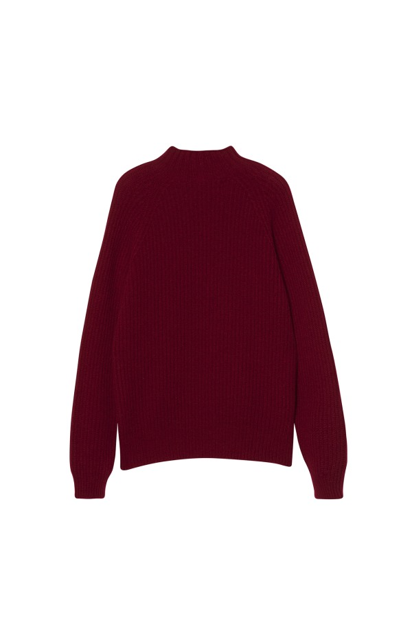 Jude Sweater red back