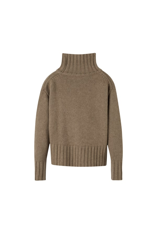 Woodland Knit Sweater back