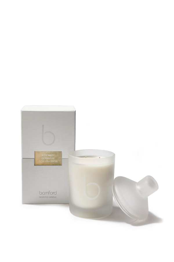 Bamford | Rosemary Double Wick Candle