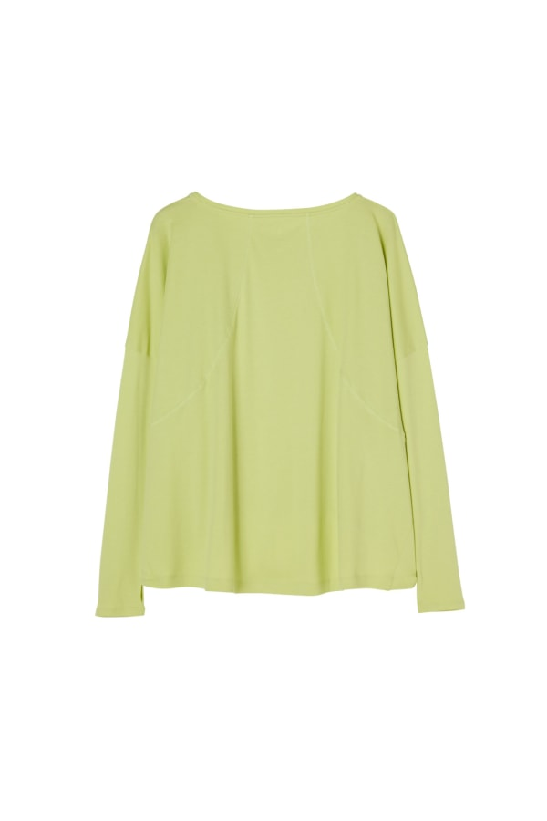 BREATHE-TOP-LIME BACK