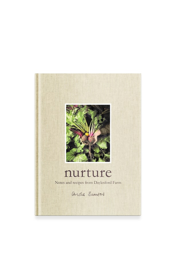 Nurture Book by Carole Bamford