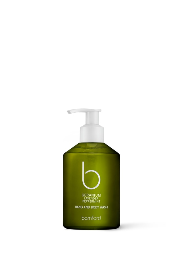 Bamford | Geranium Hand and Body Wash