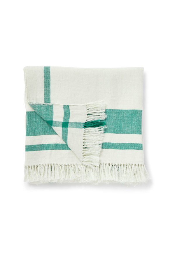 Hemp Throw