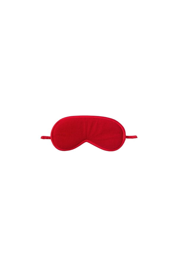 eye-mask red