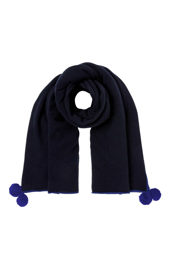 Wilderness Wrap ALB00010 Navy Detail
