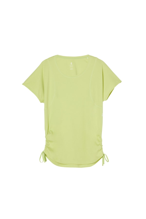 Breathe Tee | Lime | Bamford