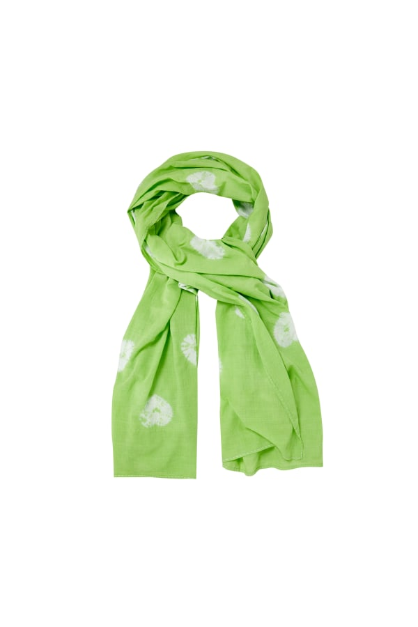 LOVEHEART-WRAP green-MIX overhead