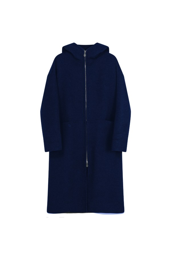 Connie Coat front
