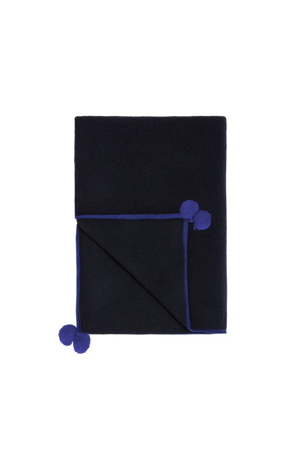Wilderness Wrap ALB00010 Navy Folded