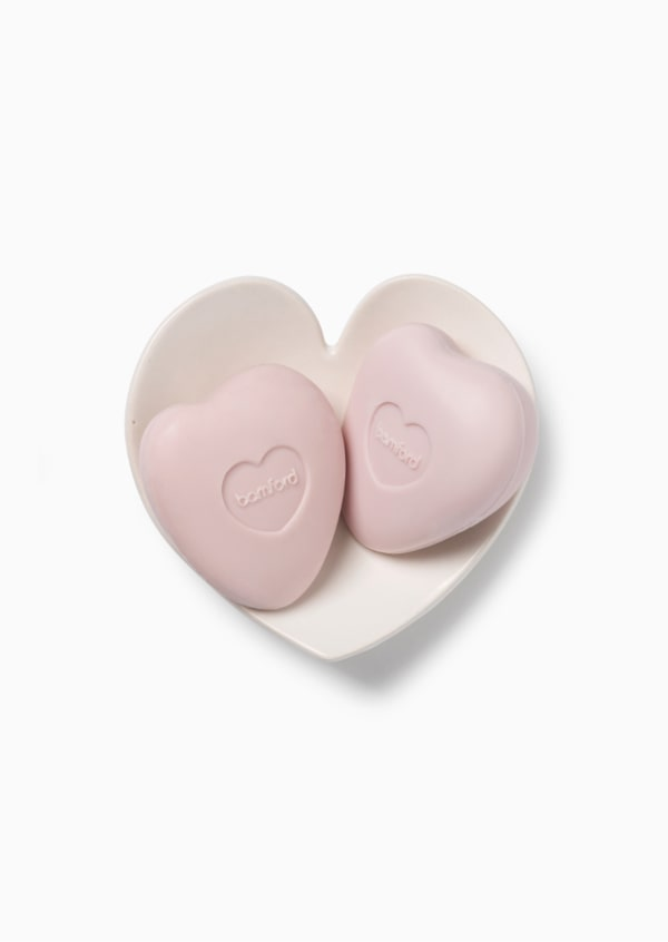 Heart Shaped Soap Dish