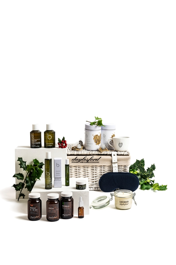 Silent Night Wellbeing Hamper