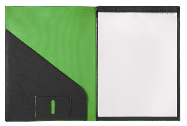 A4 Notepad - Green