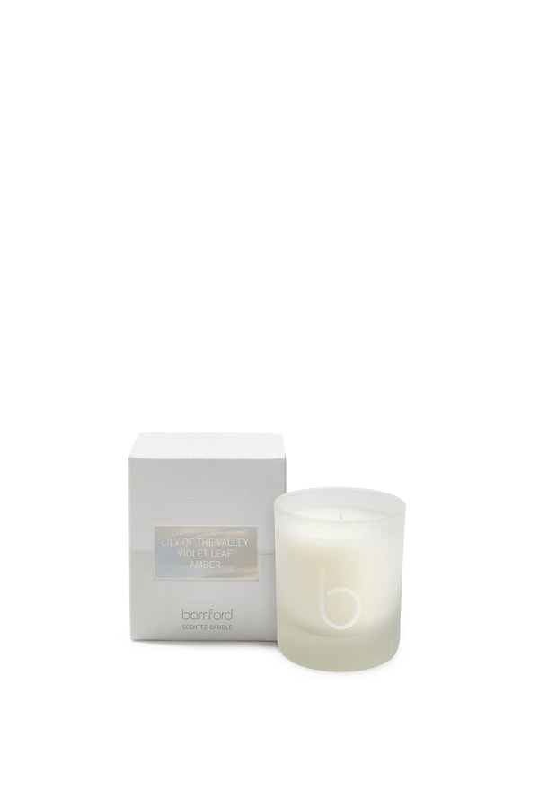 Lily Of The Valley Single Wick Candle