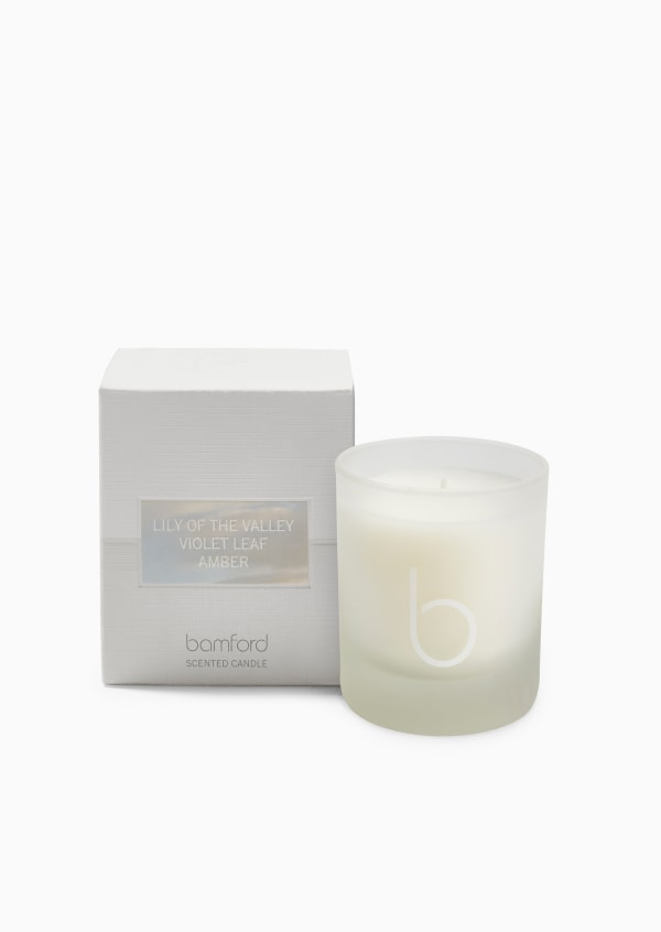 bamford | Lily Of The Valley Single Wick Candle