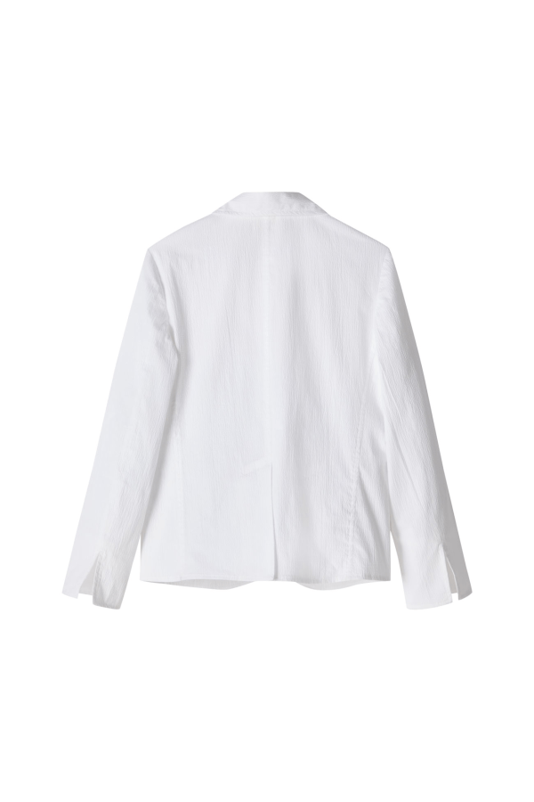 Boating Blazer | White | Bamford