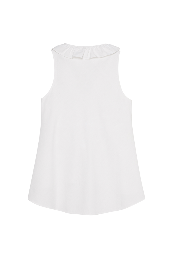 Bamford | Bloom Top White