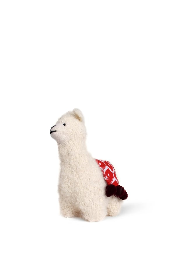 Knitted Baby Charity Alpaca
