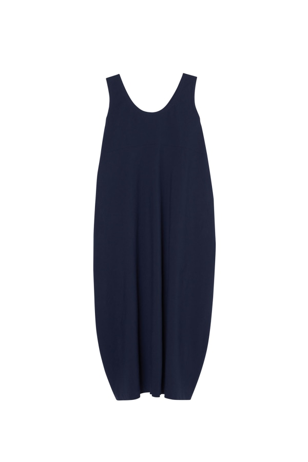 Sunshine Dress | Navy | Bamford