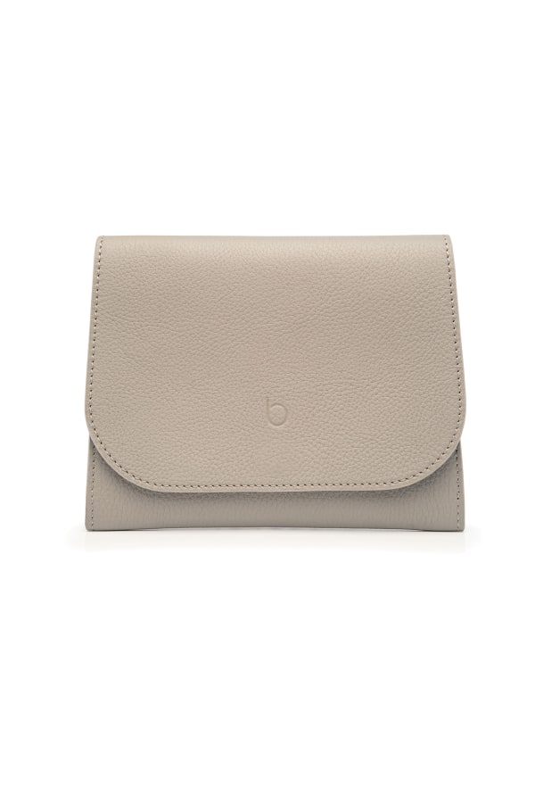 Bamford | Leather iPad Case Travel Taupe