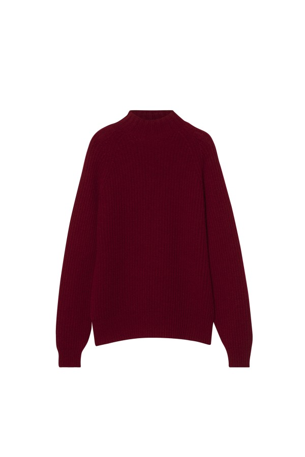Bamford | Jude Sweater Red