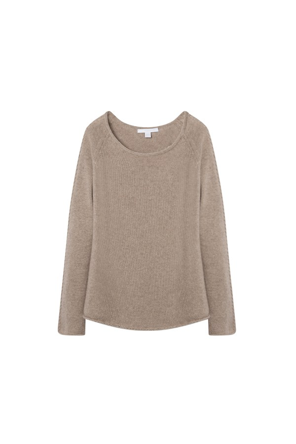 SILENCE KNIT SWEATER front