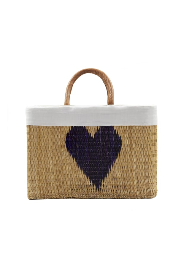 HEART BASKET front