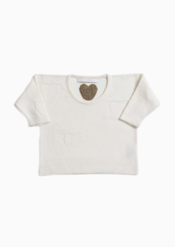 Baby Hearts Sweater