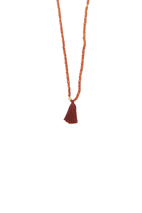 Bamford | Chakra Necklace Orange