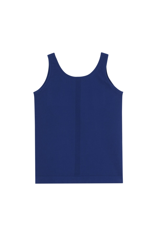 SEAMLESS VEST back