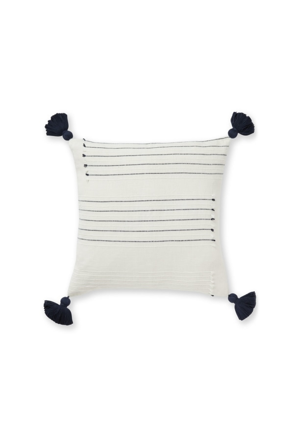 Hemp Stripe Cushion