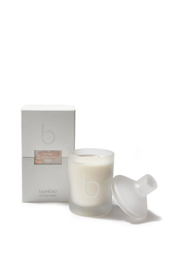 Bamford | Fig Leaf Double Wick Candle