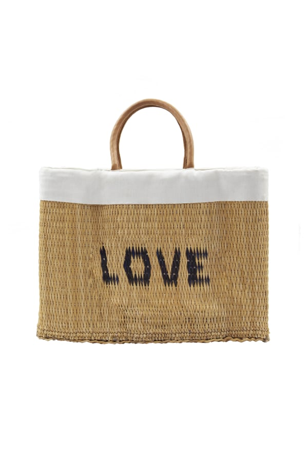 LOVE BASKET front