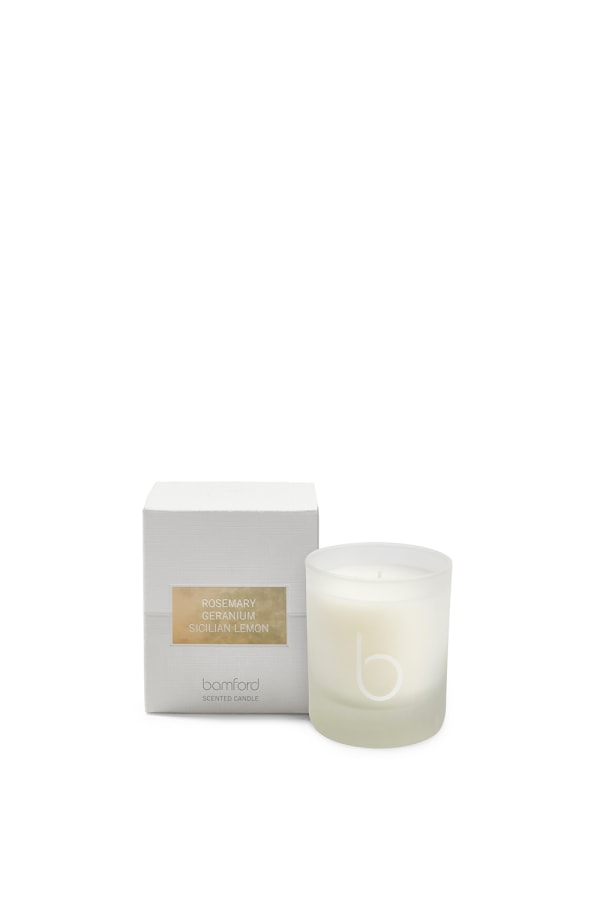 Bamford | Rosemary Single Wick Candle