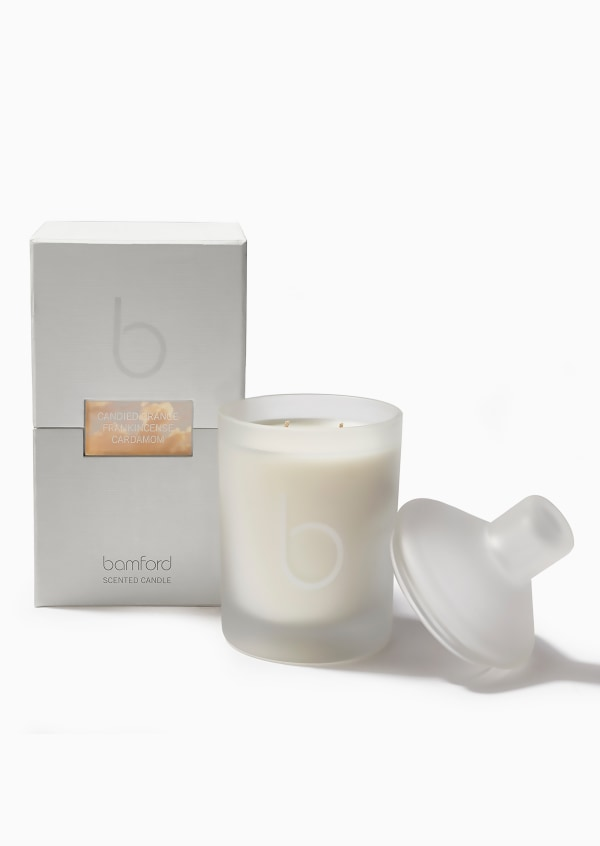 Bamford | Candied Orange Double Wick Candle