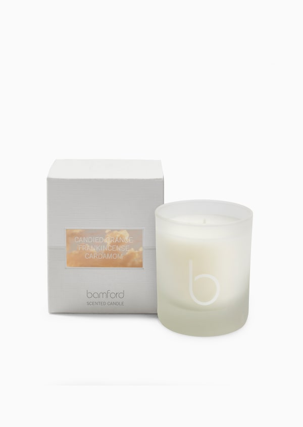 Bamford | Candied Orange Single Wick Candle