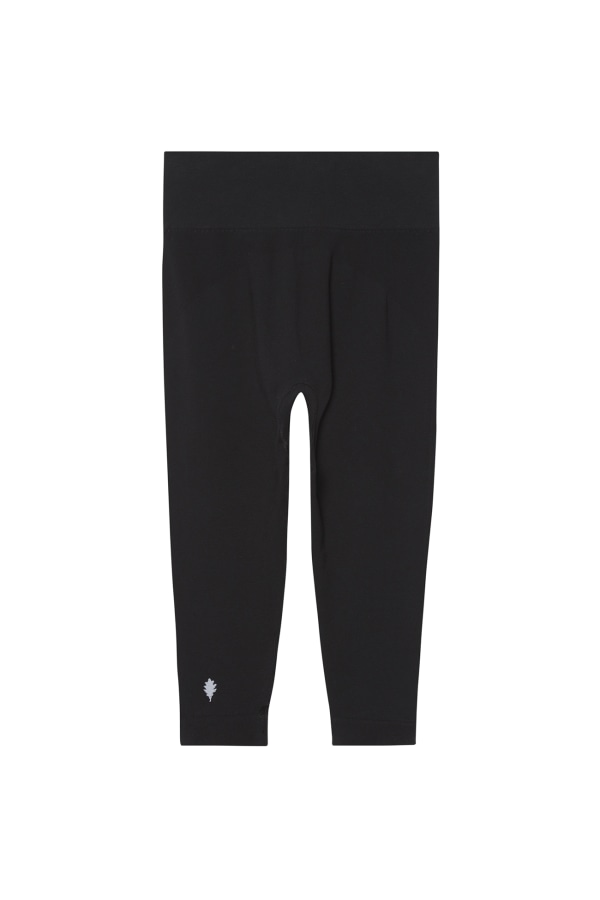 Bamford | Short Leggings Black