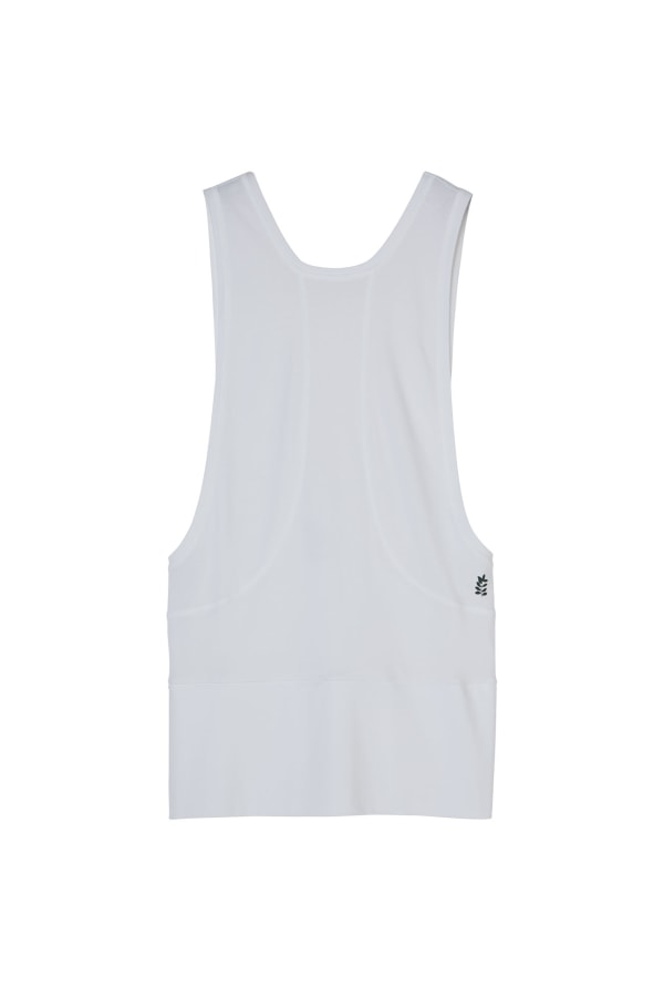 BREATHE-VEST-WHITE FRONT