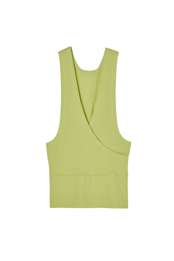 BREATHE-VEST-LIME BACK
