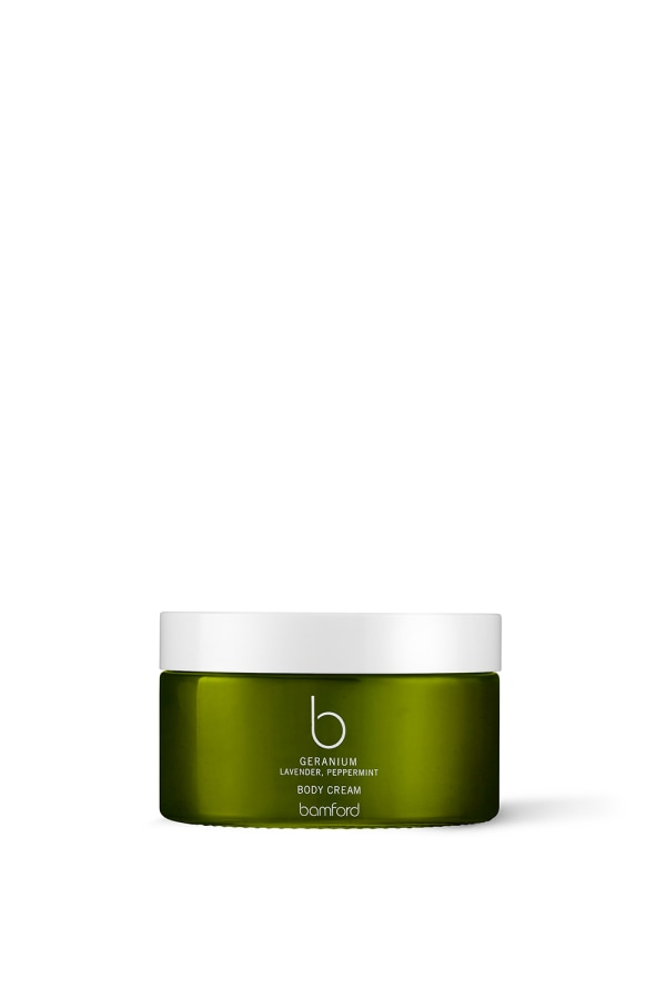 Bamford Geranium bodyCream WEB-ONLY