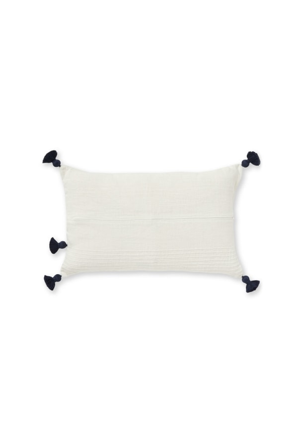 Hemp Stripe Cushion | Home