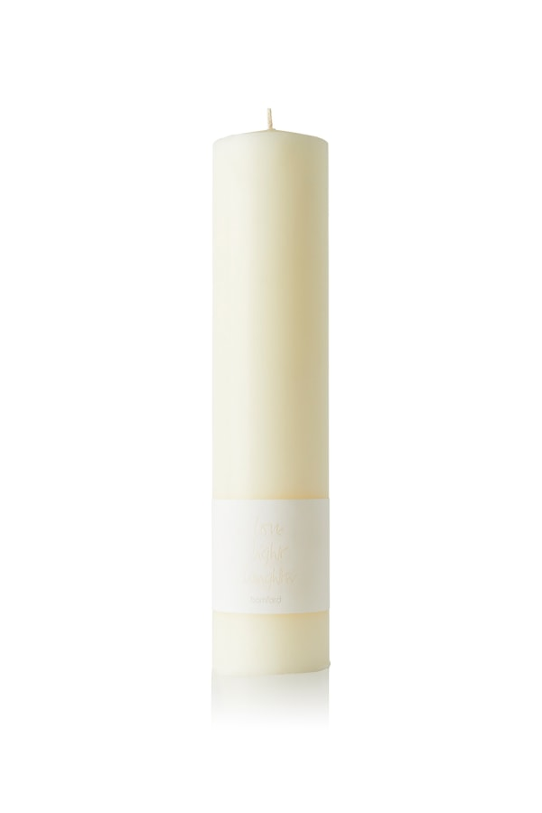 PILLAR CANDLE LARGE