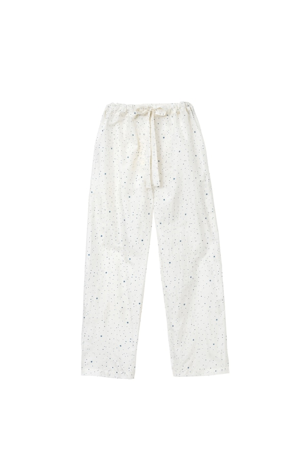 Constellation Silk Pyjama Pant