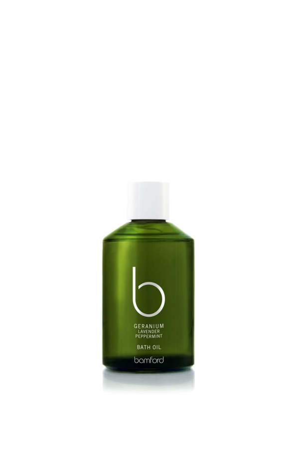 Bamford | Geranium Bath Oil