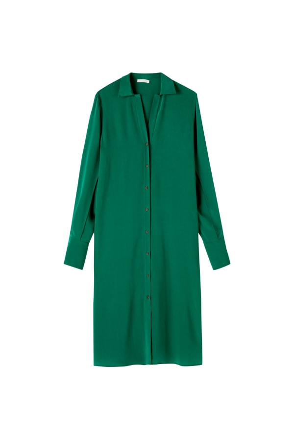 Flow Shirtdress | Melon | Bamford