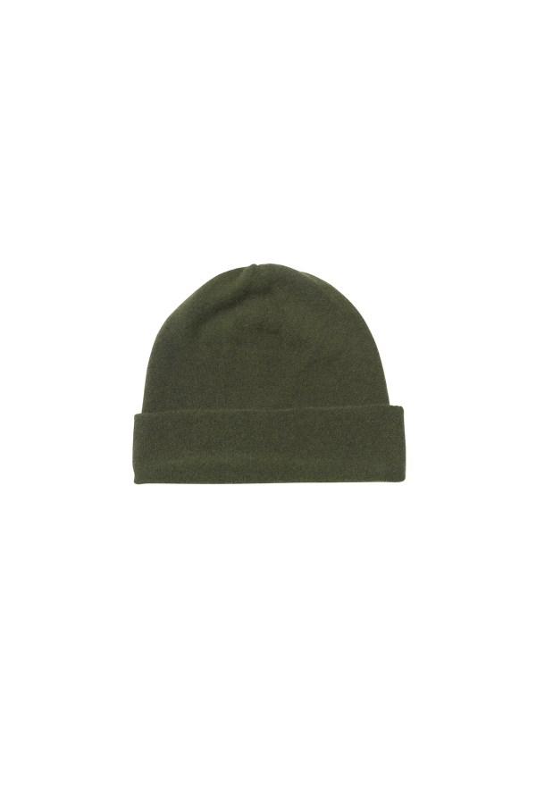 EK7162 FELTED-BEANIE-EARTH-FRONT