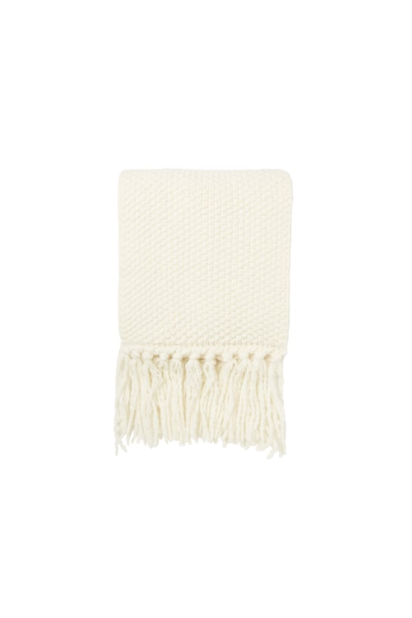 Snow Scarf front