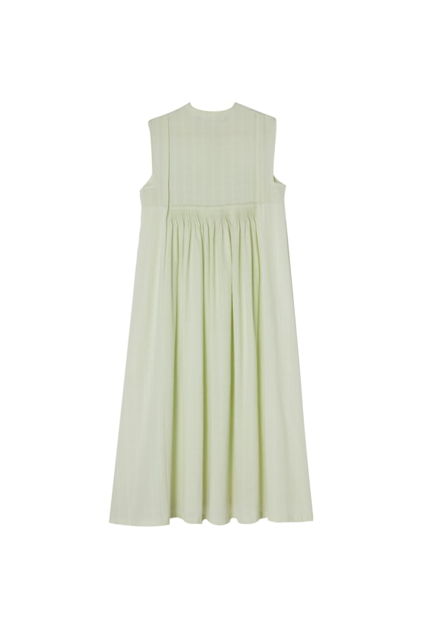 Alfresco Dress | Lemon | Bamford