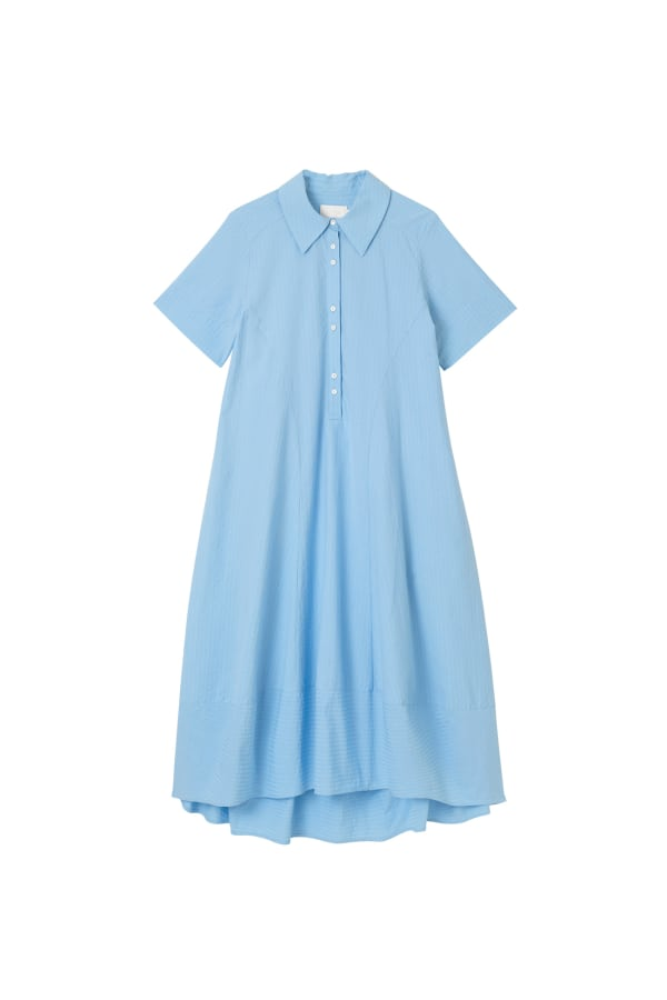 Tulip Shirt Dress